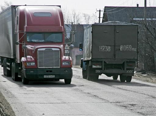 Минпромторг хочет ограничить срок эксплуатации грузовиков и автобусов