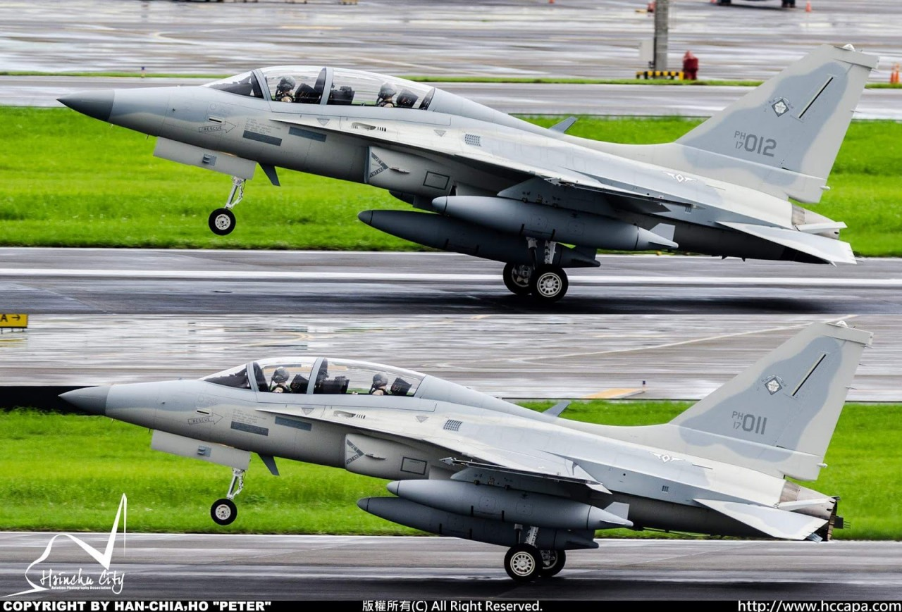 Филиппины завершили получение самолетов FA-50PH