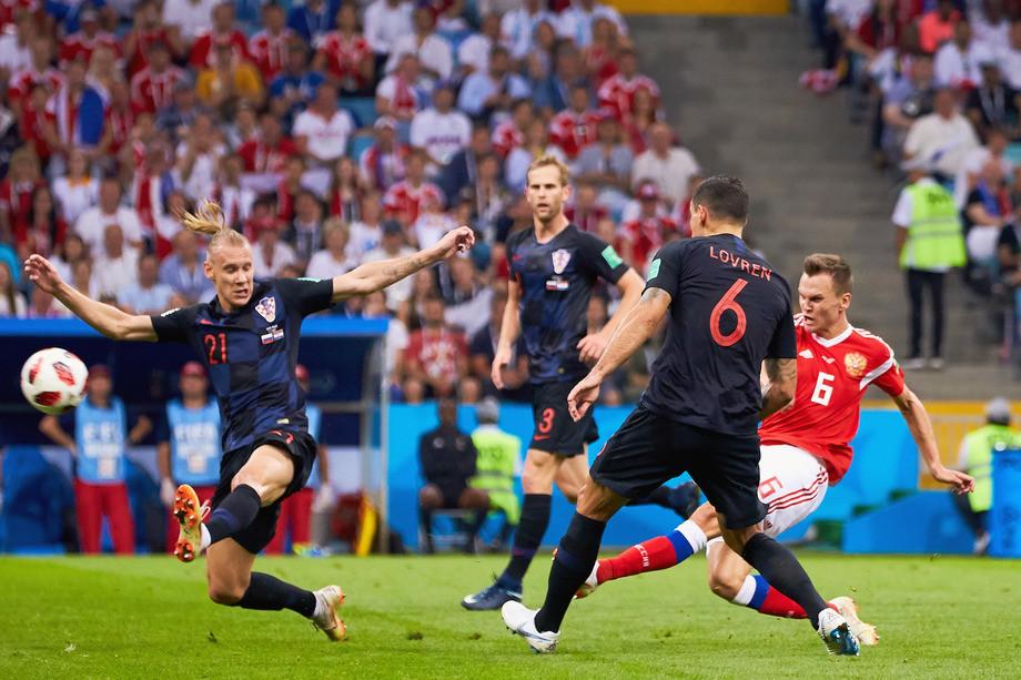 Реакция в мире на матч Россия - Хорватия. Самое забавное и важное