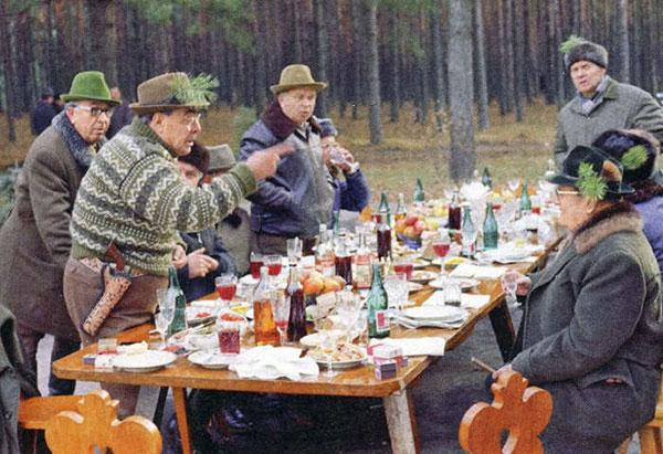 Обед по расписанию: Какие блюда любили советские лидеры?