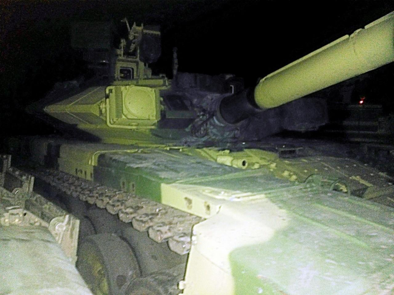 Первые танки Т-90С для Вьетнама