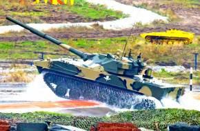 Щупальца «Спрута». Зачем Россия возвращает в строй плавающие танки