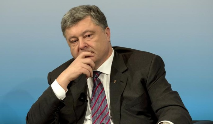 Сделано заявление об отравлении Порошенко