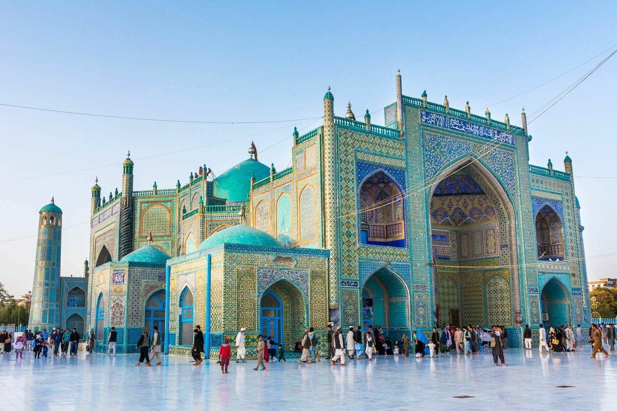 Афганистан: невероятно красивая и опасная поездка