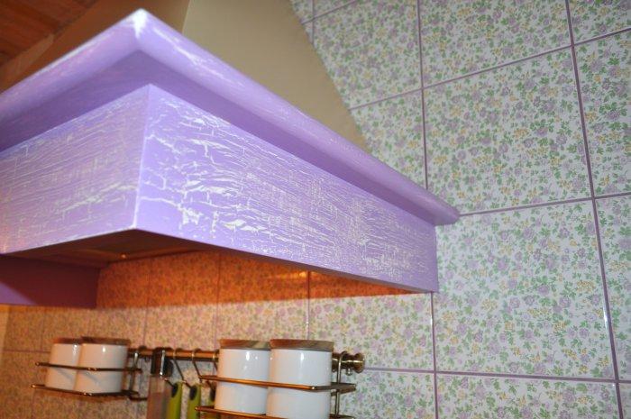 33 квадратных метра в легком кантри: кухня-гостиная
