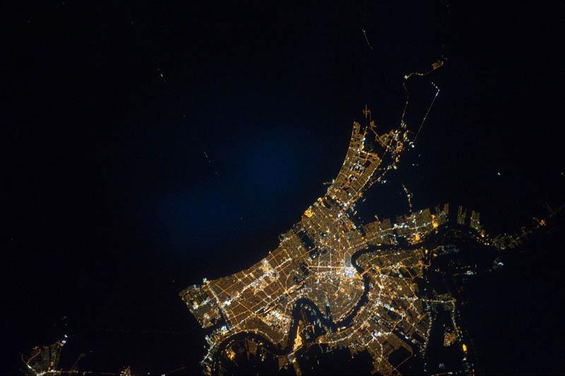 1515 Ночь на планете: 30 фото из космоса