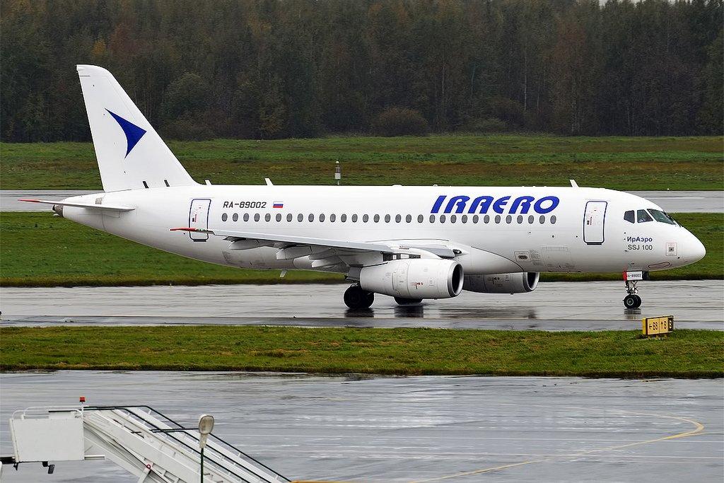 «ИрАэро» начнет выполнять перелеты Владивосток-Санкт-Петербург