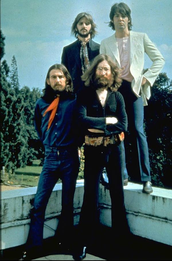 "Любителям ""The Beatles"". Последняя фотосессия The Beatles"