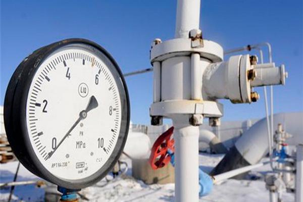 Экспорт газа из РФ в Европу …