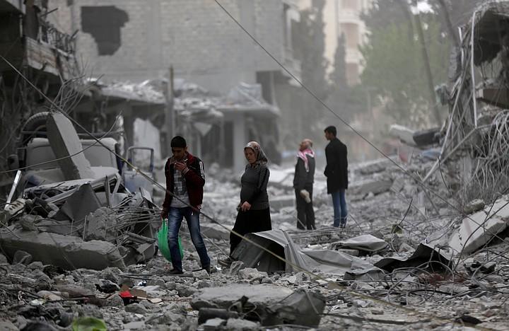 """Боевики планируют разыграть спасение пострадавших от """"химоружия"""" в Сирии"""
