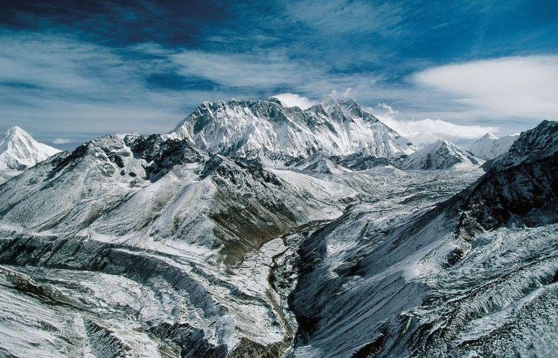 Магически притягательные Гималаи: интересные факты гималаи, вершины, горы