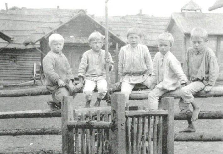 Каких детей не крестили на Руси
