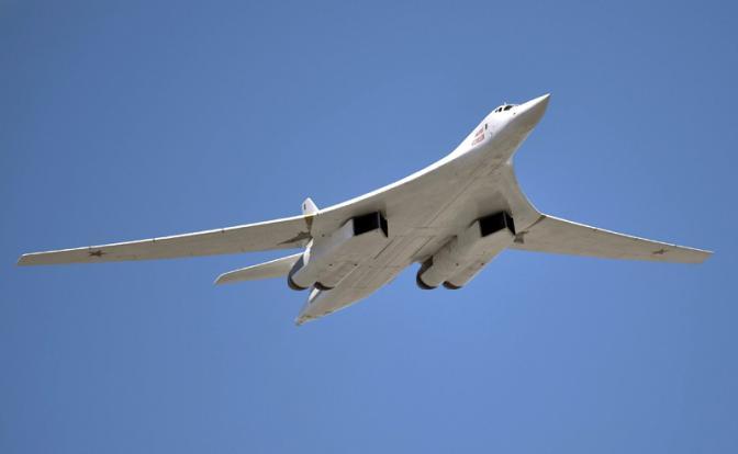 Ту-160 на Чукотке гарантировали бессонницу Пентагону