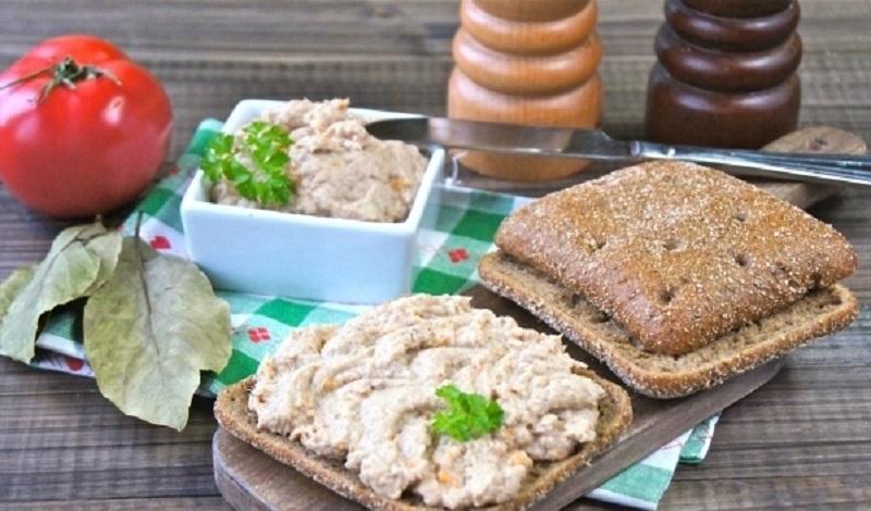 Паштет из свинины: вкусная намазка на хлеб своими руками