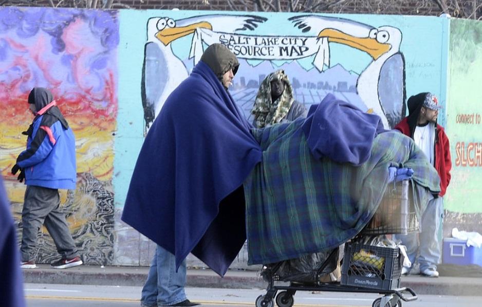 Мэр американского округа Солт-Лейк стал бомжом на три дня