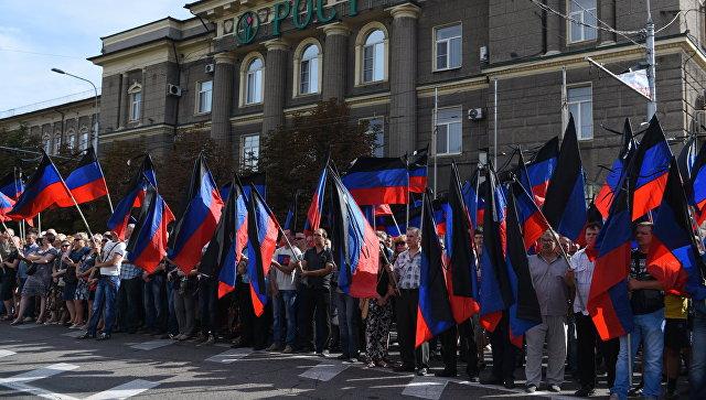 ДНР после Захарченко