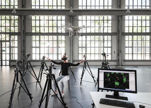 Движения тела и виртуальная …