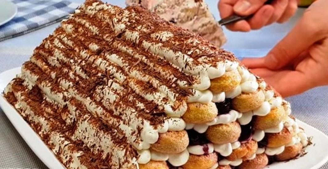 Готовим по-новому — торт «Монастырская изба» без выпечки