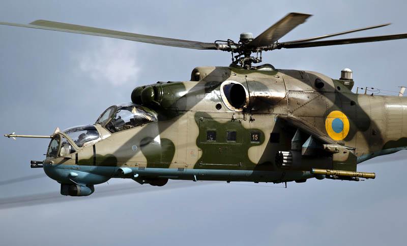 Авиация над Донецком-2