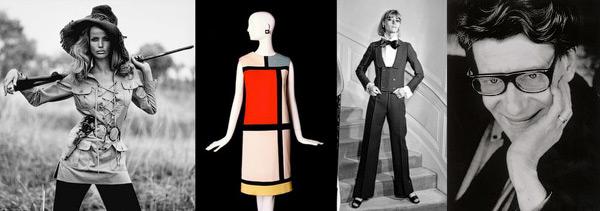 Вещи-легенды: модное наследие Ив Сен-Лоран (Yves Saint-Laurent).