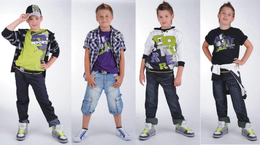 Детская мода: что сегодня носят стильные мальчики