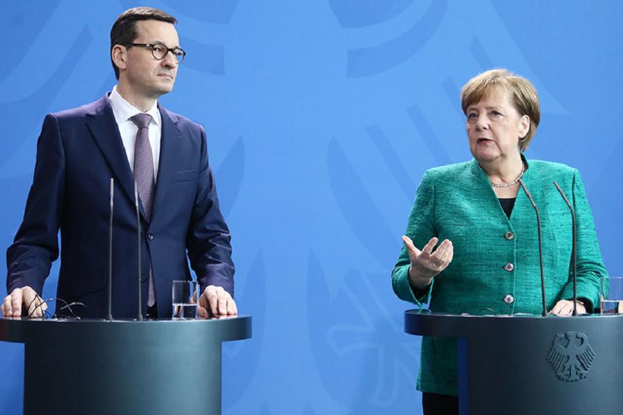 Германия и «Северный поток-2» превыше всего? Меркель возвращается