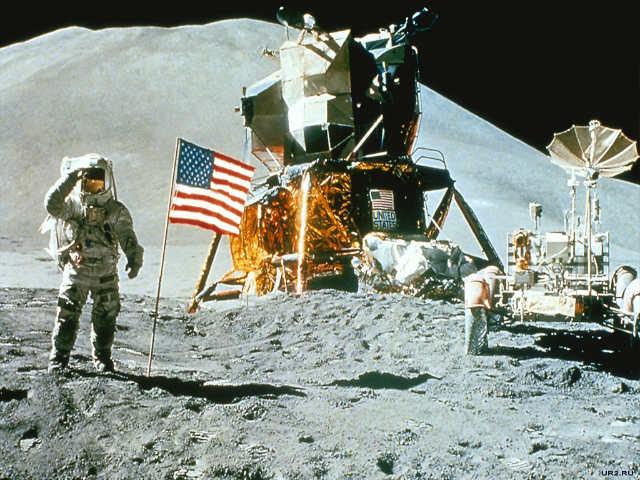 Факты, которые свидетельствуют о том, что американцы никогда не были на Луне