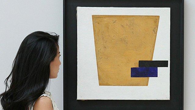 Другой Малевич! 20 «неприлично простых» картин Казимира Малевича.