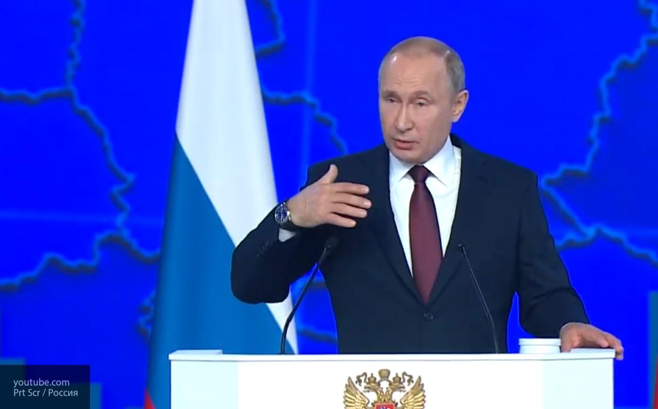 Путин: добросовестный бизнес не должен преследоваться законом