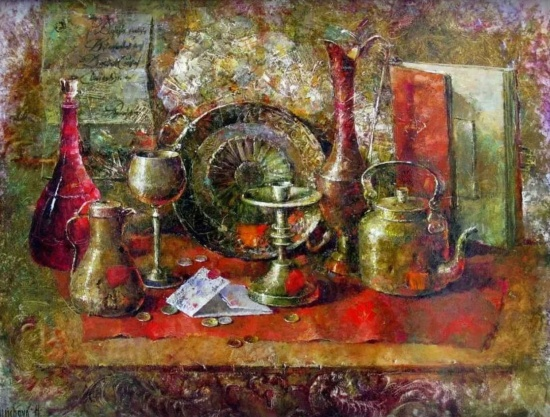 художник Елена Ильичева картины – 39