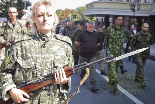 Киев готовится к «броску на восток»: Очередной план блицкрига на Донбассе попал в Сеть