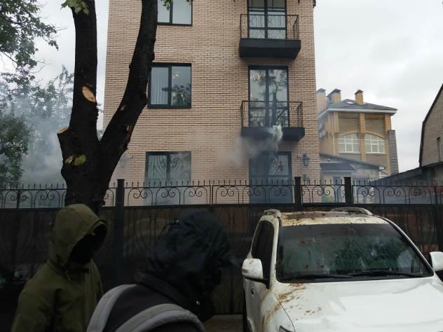 На Украине произошло нападение на автомобили российских дипломатов