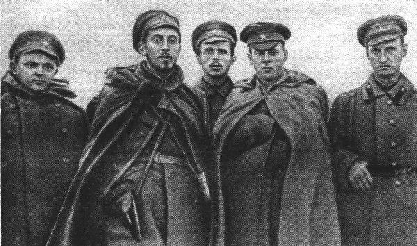 Рудольф Сиверс и война в Донбассе