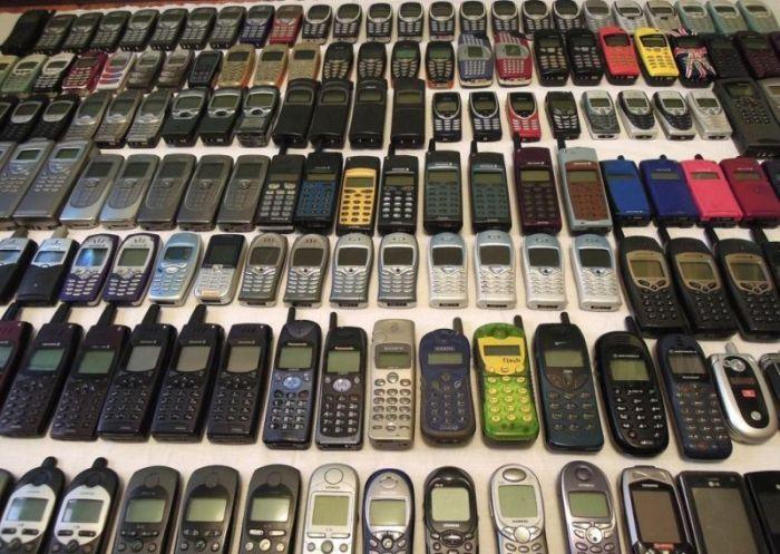 мобильник, телефон, коллекция