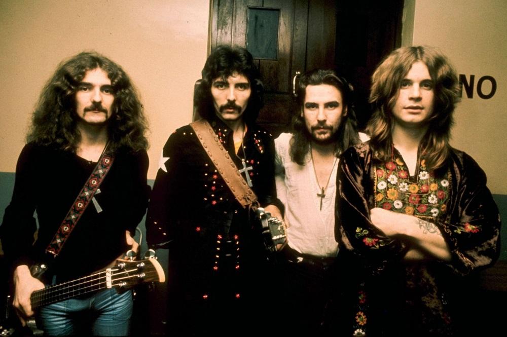 Как наркотики повлияли на Black Sabbath