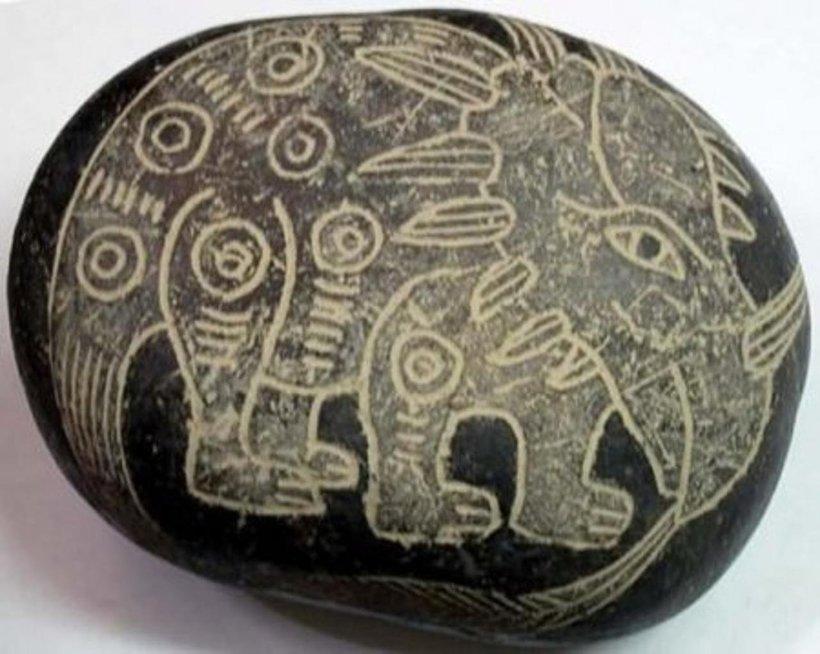 Люди верхом на динозаврах, пересадка сердца и другие загадки перуанских камней Ики