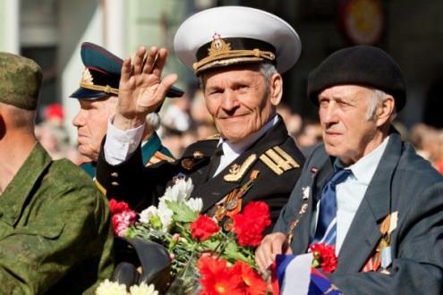Инстаграм-обзор: День Великой Победы в Ярославле