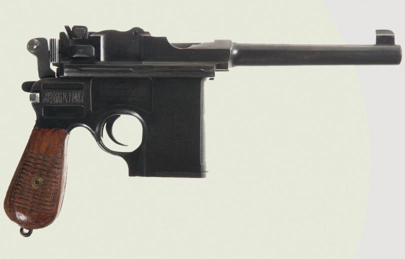 Культовый пистолет, или Ваше слово, товарищ Маузер