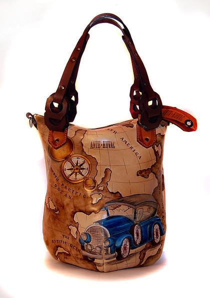 Женские сумки ручной работы. Ярмарка Мастеров - ручная работа Сумка №19 из серии