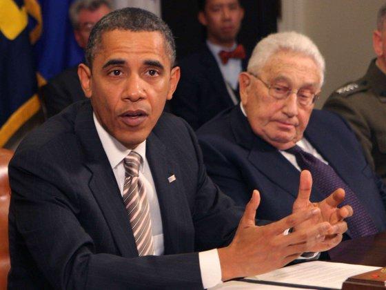 Киссинджер шокировал США заявлением о Крыме и санкциях