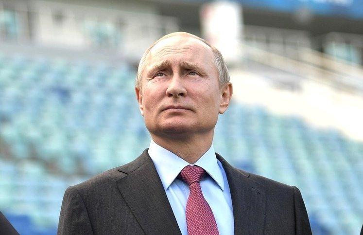 Путин объяснил, почему «Анга…
