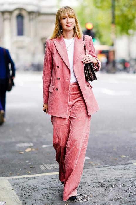 Теплый тренд: как носить вельвет и выглядеть стильно