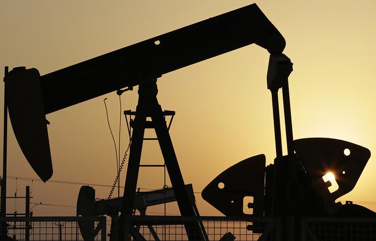 Цена барреля нефти Brent превысила отметку $56 впервые с 13 апреля