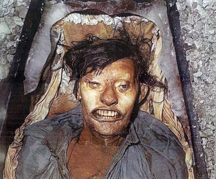Интересные факты о самых необычных мумиях в истории