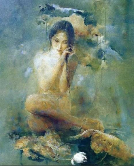 художник Ху Джун Ди (Hu Jun Di) картины – 17