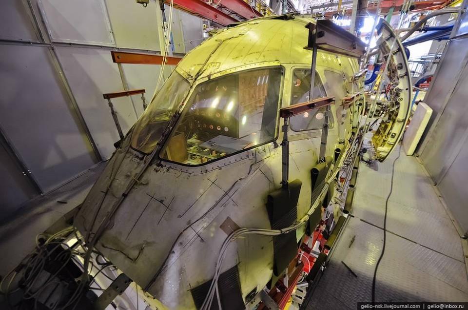 Сибирский научно-исследовательский институт авиации | NewsInPhoto.ru Новости и репортажи в фотографиях (15)