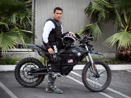 Полицейские LA выбирают электроциклы - Фото 1
