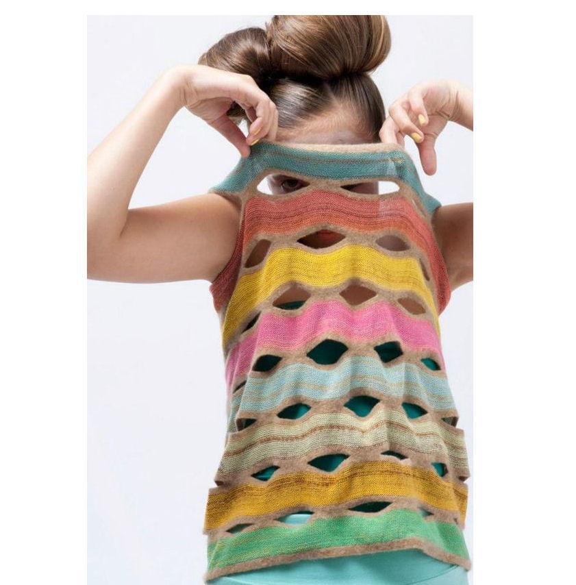 Летняя мода: множество идей для вязания