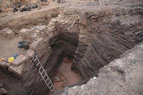 Медная руда царя Соломона