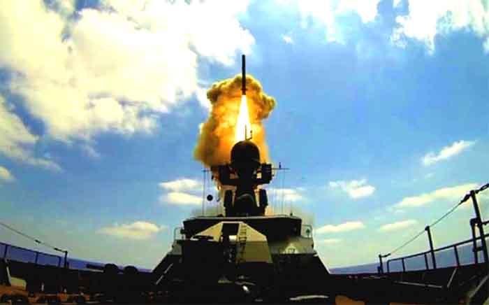 Ракеты «Калибр» обломали американские «Гарпуны»
